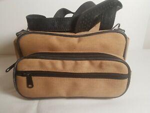Shoulder Digital Slr Camera Bag Beige.