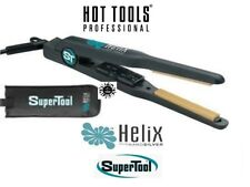 Hot Tools HELIX SuperTool Ionic-Tourmaline-Ceramic Salon Flat Iron Straightener