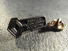 RARE PINS PIN'S - RENAULT VALENCIENNES OCCASIONS - VOITURE - MARQUE - CAR