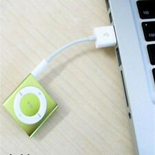 3.5mm AUX Audio Plug Jack to USB 2.0 Male Charge Cable Adapter Cord iPod Pop New