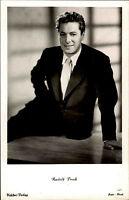 Film Bühne Cinema Kolibri-Verlag Schauspieler Actor Photo Porträt Rudolf Prack