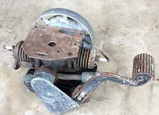 1939 ANTIQUE MAYTAG TWIN CYLNDER ENGINE RUNS MOTOR HIT AND MISS 72D