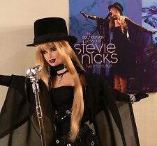 Stevie Nicks SINGS Rhiannon LTD ED Custom Doll Live in Chicago Concert Video