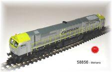 MEHANO 58856 - Locomotora diésel SERIE 250 (Azul Tiger) der Captrain, DC NUEVO