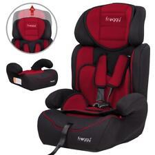 Autokindersitz Autositz Autokindersitze Kinderautositz 9-36 kg Gruppe 1+2+3 Rot