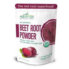 Organic Beet Root Juice Powder 16 oz Improve Blood Pressure High in Fiber