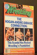 Inside Wrestling Magazine April 1988