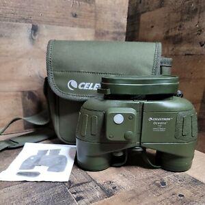Celestron Oceana 7x50 Porro Binocular Green 71189-B