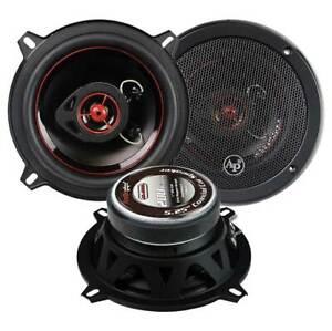 """Audiopipe CSL1502R 5.25"""" 200 Watt Redline 2 Way Speakers (pair) OPEN BOX"""