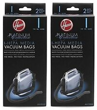 Hoover Type I HEPA Bag AH10005 4pk