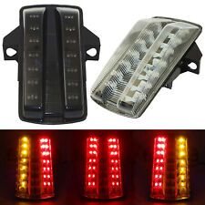 Led Integrated Taillight with Turn Signals For 03-15 SUZUKI SV650 SV 650 1000 S