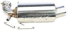 MBRP Standard Muffler Exhaust for Skidoo REV XP 600 Etec 2009-2016