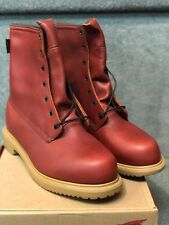 RED WING work boots ,IRISH SETTER THINSULATE , GORE-TEX   #  815  USA  11.5 EE