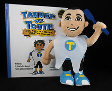 Tanner the Tooth Box Set Children Book Promotes Oral Hygiene—Dental Care