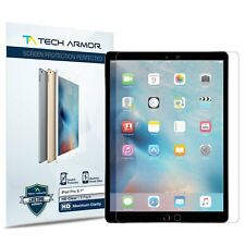 Tech Armor HD Clear Protector [2-Pack] for Apple iPad Pro 9.7-inch (2016/2017)