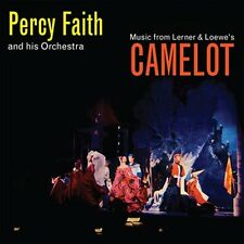 CD PERCY FAITH MUSIC from CAMELOT LUSTY MONTH OF MAY HOW TO HANDLE A WOMAN ETC