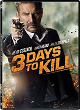 3 Days to Kill (DVD, 2014) - NEW!!