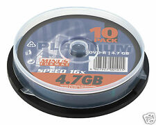 Platinum DVD-R 4,7GB 16x 10er CB 102569