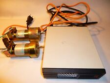Pittman LO-LOG GM14903D583 24VDC 500CPR 5.9:1 & 65.5:1 Ratio Brush DC Motor