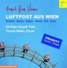 LUFTPOST AUS WIEN (AIRMAIL FROM VIENNA) NEW CD