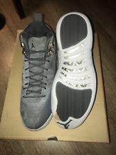 d4603e4e572385 Jordan Gray Athletic Shoes Jordan 12 for Men