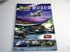 Revell 2010 Model Kits Catalogue