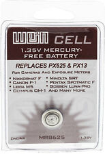 Battery, WEIN Cell PX625 Replacement Box of 12