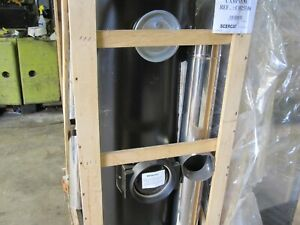NEW IN ORIGINAL PACKAGING French Military Tent Heater 37,500 BTU NICE PREPPERS