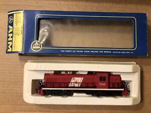 AHM HO Scale Central New Jersey (CNJ) RS-2 Diesel Locomotive Dummy 5131 NIB