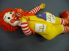 "vintage 1978 rare hard to find ""ronald mc donald "" character 20"" long -  N/R"