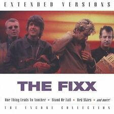 Extended Versions by The Fixx (CD, Nov-2000, BMG Special Products) BRAND NEW