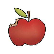 "Imaginisce Bushels O' Fall ""Apple"" Clear Stamp!"