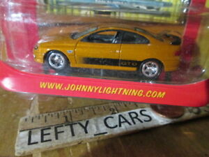 """JOHNNY LIGHTNING """"MODERN MUSCLE R2 SERIES""""2004 PONTIAC GTO LIMITED EDITION -NEW!"""