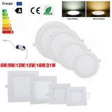 Artículos de iluminación de techo de interior sin marca de cocina de aluminio