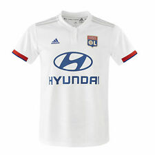 adidas Official Mens Olympique Lyon Home Football Shirt Jersey Top 2019-20