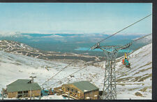 Scotland Postcard - Shieling Restaurant & White Lady Chairlift, Cairngorms A6616