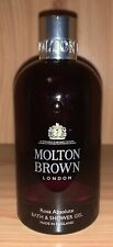Molton Brown-rosa Absolute Bath & Shower Gel 300ml-new