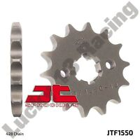 JT 15 T front sprocket for Yamaha MT 125 & ABS 14-18 WR125 09-17 YZF-R 125 08-18
