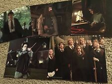 HARRY POTTER official rare set of 15 promo photos lobby cards Mint Sealed