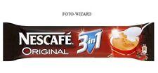 Nescafe 3 in 1 Original Coffee Sachets - Inc. Sugar & MIlk Powder - Quantity 30