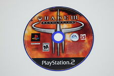 Quake III Revolution Playstation 2 PS2 Video Game Disc Only