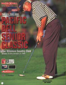 Pacific Bell Senior Classic - Golf Program - October 25 thru October 21, 1999