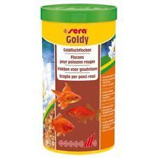 Sera Goldy 1000 ml 210g Mangime in Scaglie per Pesci Rossi Acquario