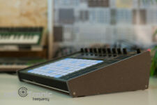 Ableton PUSH 2 pagine di legno parte Wooden side panel STAND end Cheeks MDF antracite