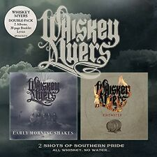 WHISKEY MYERS - EARLY MORNING SHAKES/FIREWATER 2 CD NEU