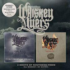 WHISKEY MYERS - EARLY MORNING SHAKES/FIREWATER 2 CD NEU