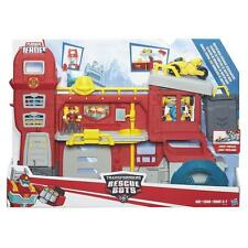 Playskool Heroes Transformers Griffin Rock Firehouse Headquarters
