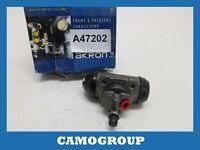 Cylinder Rear Brake Rear Wheel Brake Cylinder Slim-Grip SUBARU Leone 89523