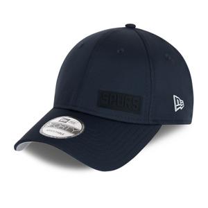 NEW ERA TOTTENHAM HOTSPUR FC BASEBALL CAP.9FORTY BLACK SPURS FOOTBALL HAT W21