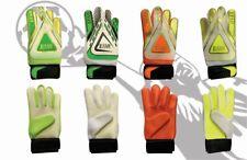 New Football Goalkeeper Goalie Soccer Gloves Footy Mitt Adult Special Offer